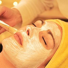 Préparer un masque facial