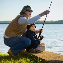 5. Attirer les poissons