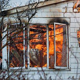 Mythe: On dispose d'environ cinq minutes pour sortir d'une maison en flammes