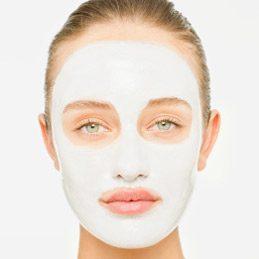Masque adoucissant pour le visage