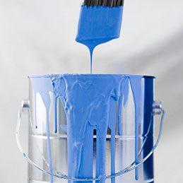 5. Suspension pour pot de peinture