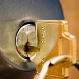 Utiliser facilement une clé neuve