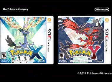 6. Pokémon X et Pokémon Y (40$chacun)