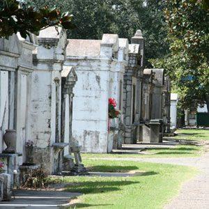 6. Le cimetière Lafayette, La Nouvelle-Orléans, Louisiane