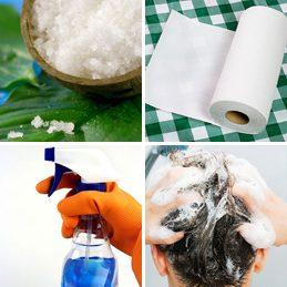 Vous voulez connaître plus de trucs à utiliser à la maison?