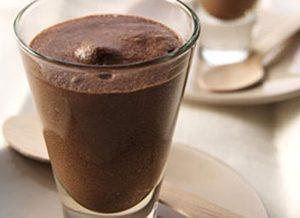 6. Yogourt à la mousse de chocolat