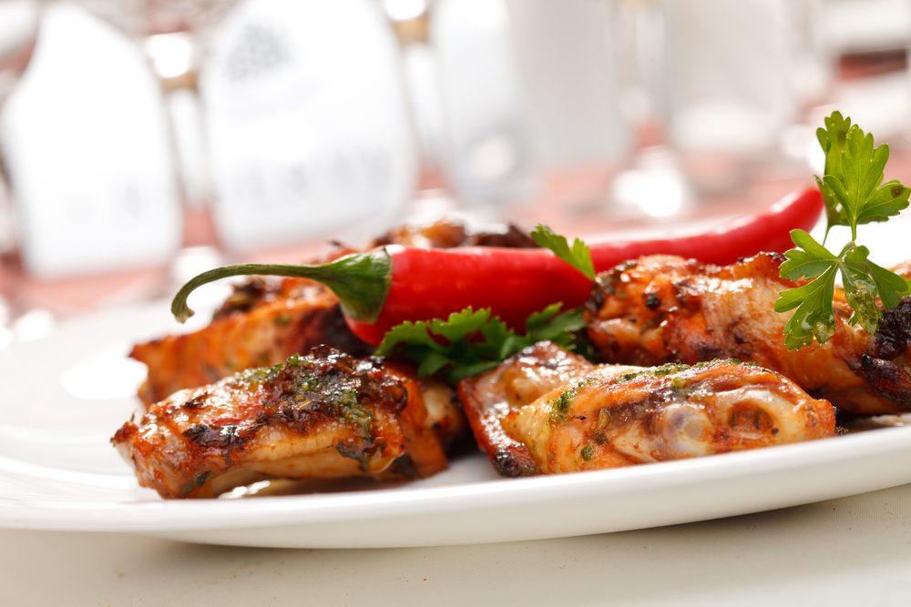 7. Les aliments épicés provoquent des ulcères.
