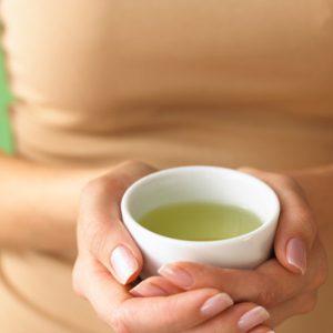 4. Le thé detox
