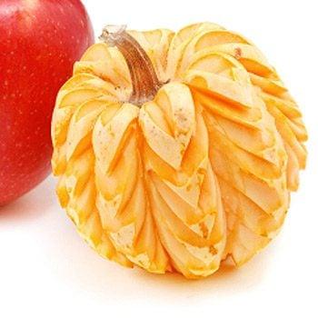 Pomme en pétales