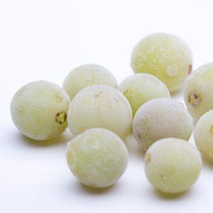 6. Les fruits et légumes congelés durant l'hiver