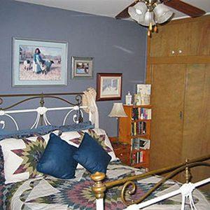 Une chambre à coucher fade - La pièce d'un de nos lecteurs