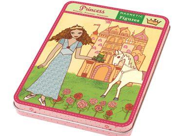 9. Figures aimantées - Princesse - 17$
