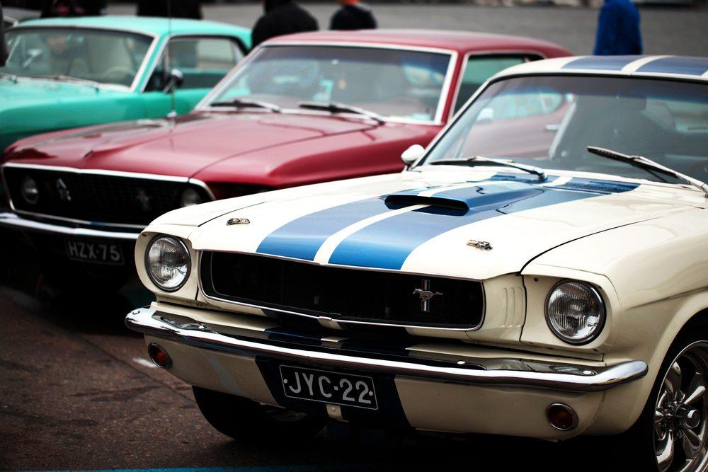 Le Festival des voitures