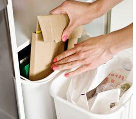 9. Bacs à ordures