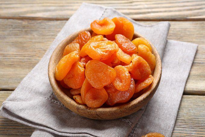 Riches en potassium, les abricots sont un excellent  supplément santé