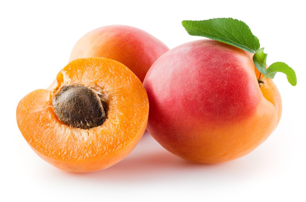 Les abricots contribuent à avoir une santé de fer