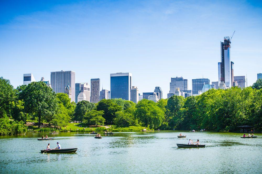 5. Allez voir Central Park est l'une des meilleures activités à faire en famille à New-York