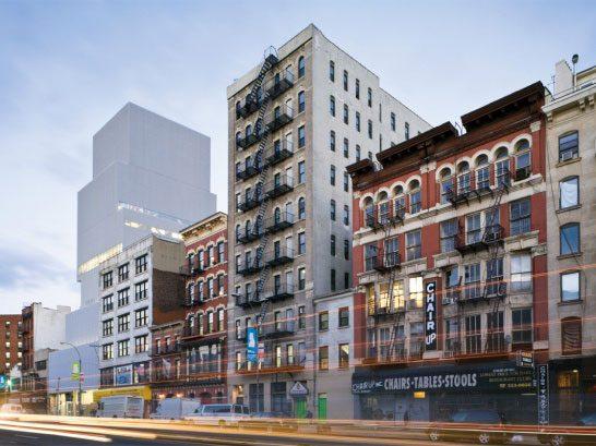 2. Visitez le nouveau Musée d'art contemporain lors de vos vacances en famille à New-York
