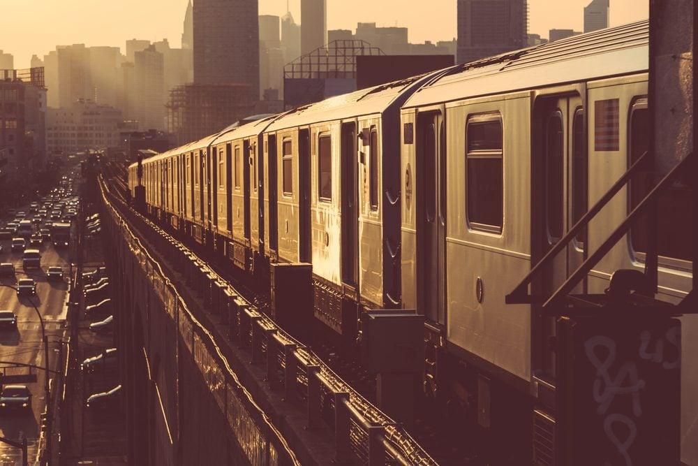 4. Prenez le métro pour une amusante activité familiale à New-York