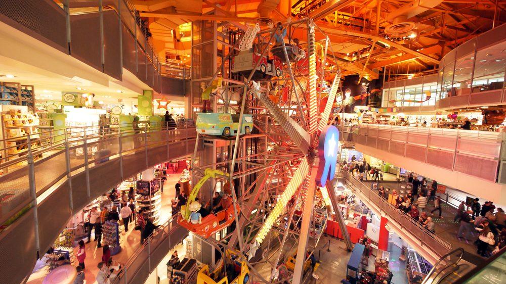 6. Allez jouer chez Toys « R » Us à Times Square fera plaisir aux enfants lors de vacances à New-York
