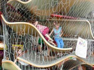 Le musée des enfants de Boston