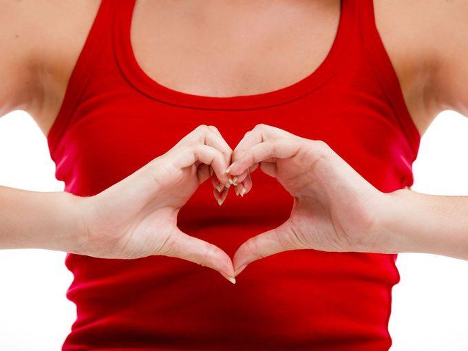 Santé cardiaque: connaissez-vous l'âge réel de votre cœur?