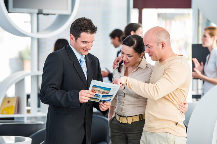 4. Un agent de voyage peut être préférable