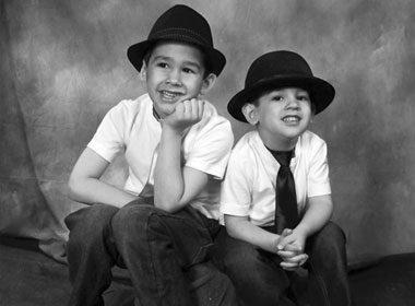 Noah et Connor Barthe