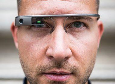 Les lunettes «Google glass»