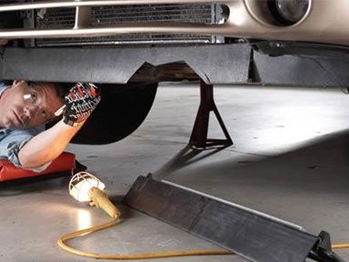 Remplacer un aileron endommagé ou manquant