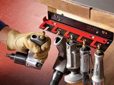 Porte-outils pneumatiques