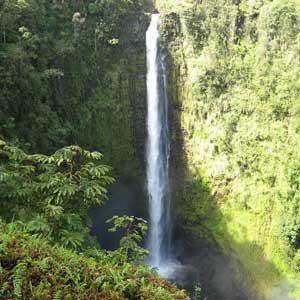 8. Parc d'état des chutes 'Akaka