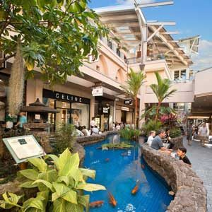 5. L'Ala Moana Shopping Center, Honolulu, Hawaii, É.-U.