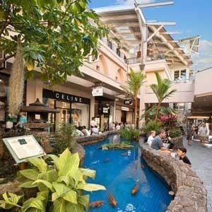 5. L'Ala Moana Shopping Center, Honolulu, Hawaii, É.-U.