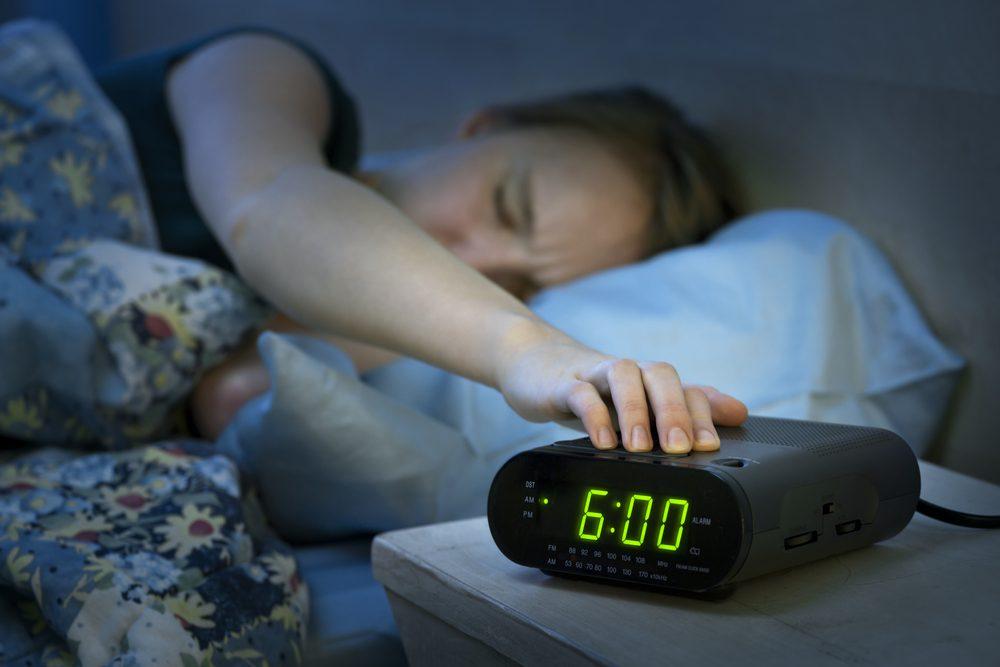 Se lever tôt pour mieux profiter de la journée et diminuer les sources de stress
