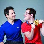Alexandre Bilodeau et son frère: sans limites