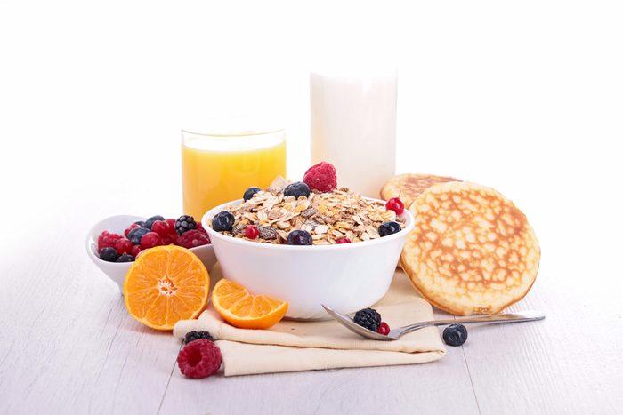 Prendre un petit-déjeuner de roi pour vivre longtemps