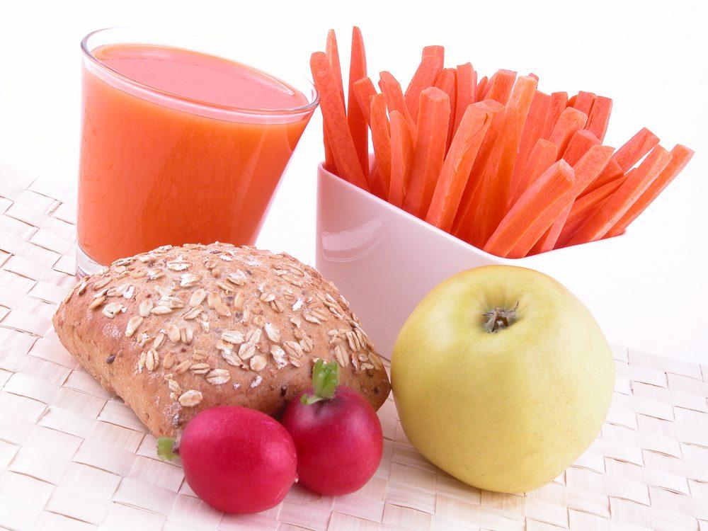 Cuisine pour enfants : dîner facile