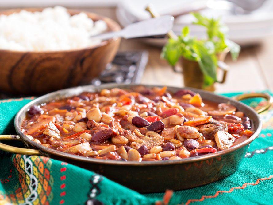 Alimentation végétalienne : essayez une nouvelle recette.