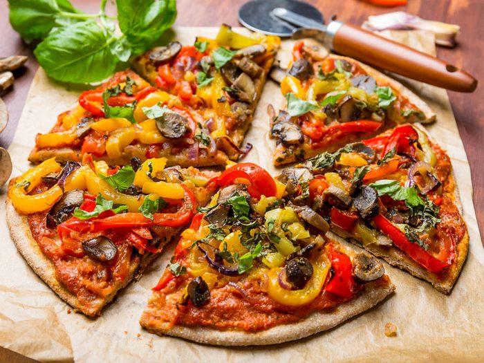 Alimentation végétalienne : cuisinez pour plusieurs.