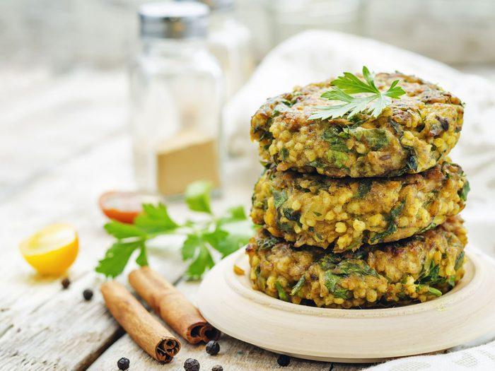 Alimentation végétalienne : suivez un plan.
