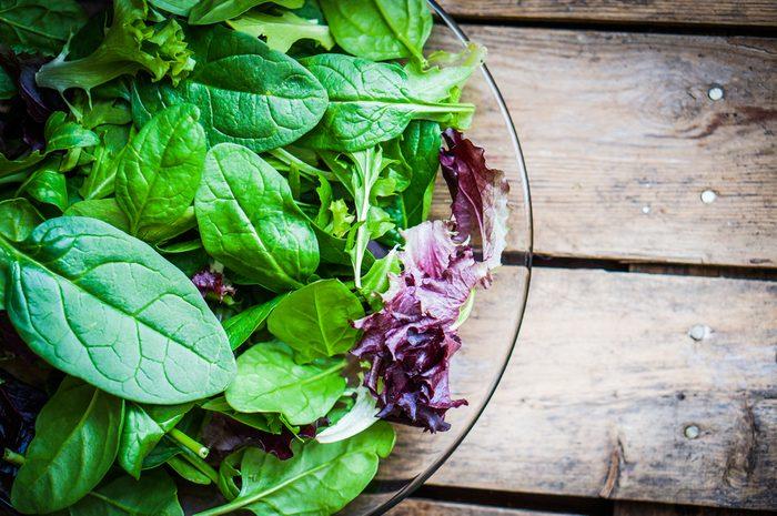 Les aliments riches en fibres et faibles en calories coupent la faim