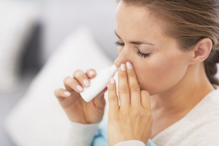Des remèdes maison contre les allergies