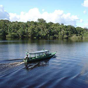 3. Le fleuve Amazone