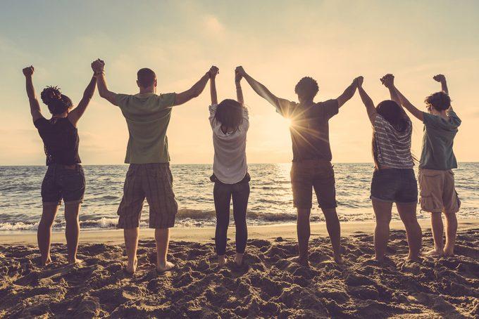 L'amitié: clé du bonheur et de la longévité!