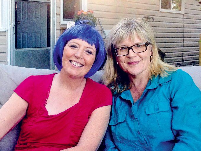 Karen et moi