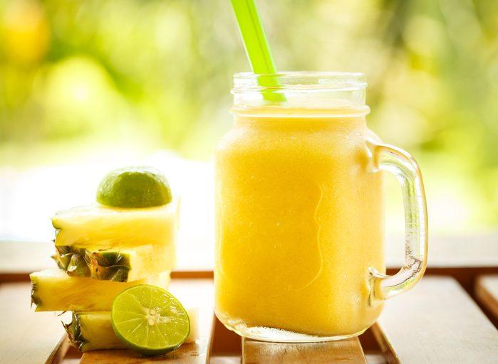 D'autres vertus de l'ananas : il réduit l'inflammation et la douleur