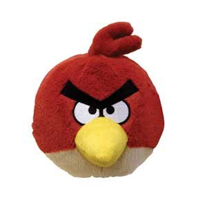 Balle peluche Angry Bird de Hartz