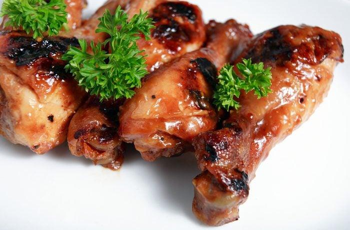 6. Les os de poulet