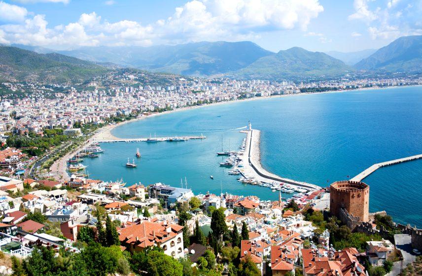4. Antalya, Turquie